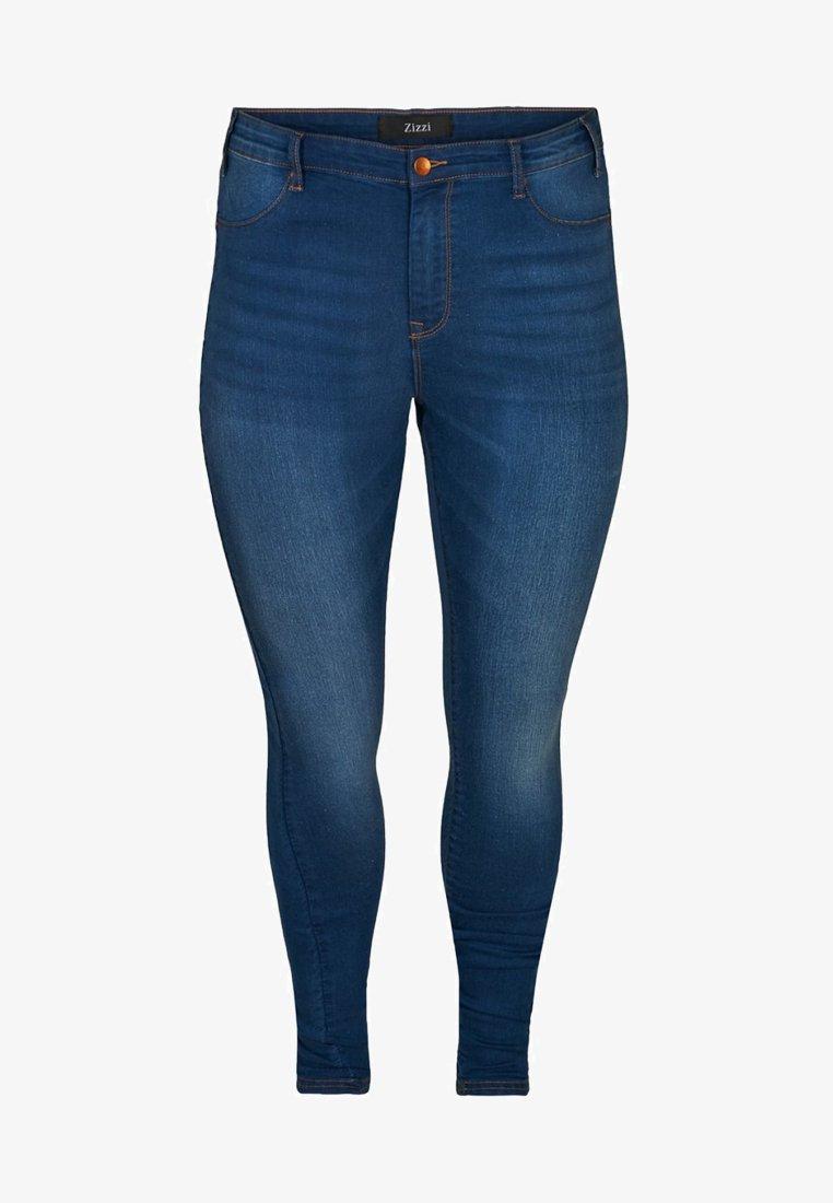 Zizzi - Jeans Skinny Fit - blue