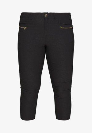 JEVALIA PANT - Trousers - black