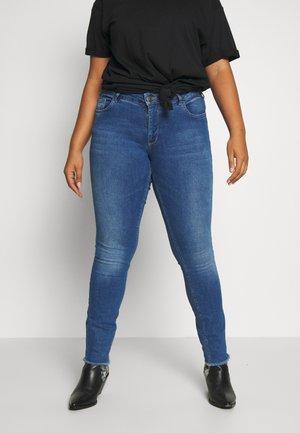 SANNA - Jeans slim fit - blue denim