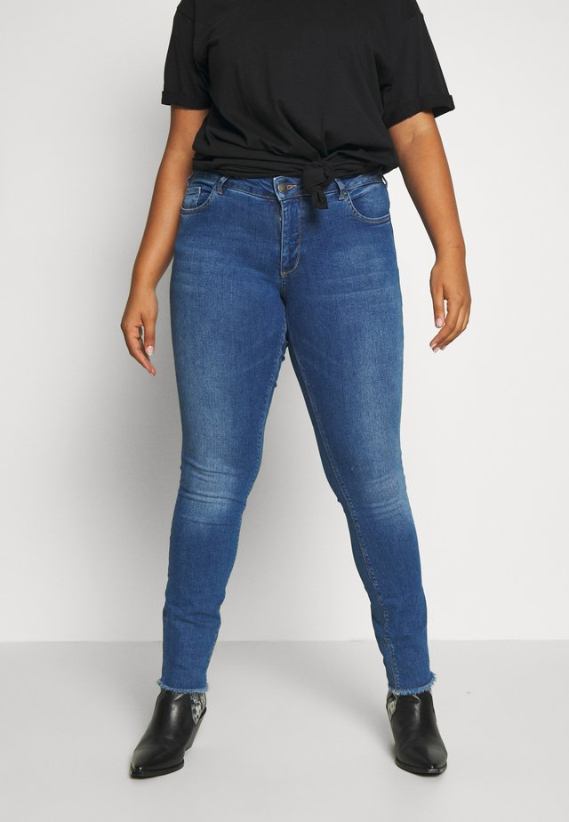SANNA - Jeans slim fit - blue denim