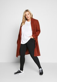 Zizzi - AMY - Jeans Skinny Fit - black - 1