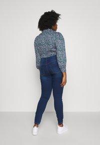 Zizzi - JANNA - Kalhoty - blue denim - 2