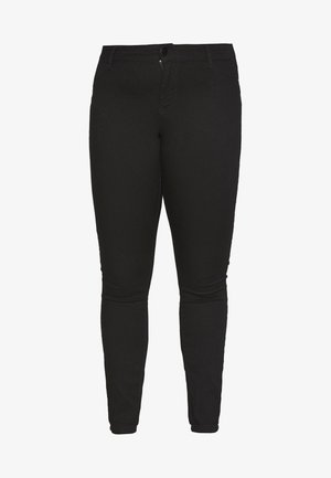 JANNA - Trousers - black