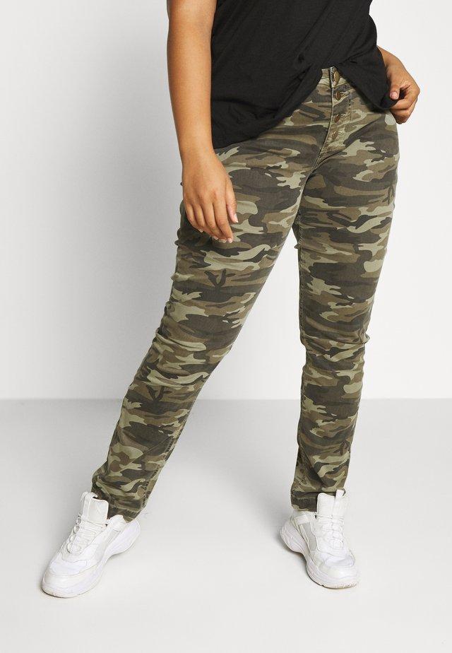 JCRYSTAL LONG PANT - Skinny džíny - multicolor