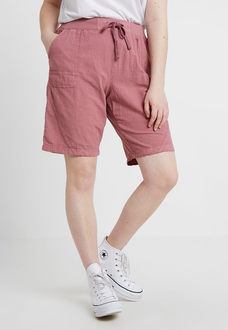 Zizzi - ABOVE KNEE - Shorts - nostalgia rose