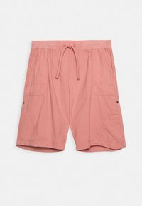 Zizzi - ABOVE KNEE - Shorts - old rose - 6