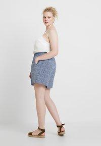Zizzi - Shorts - ocean - 2