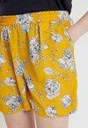 Zizzi - VVIOLA - Shorts - yellow
