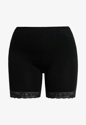 ABOVE KNEE - Shorts - black