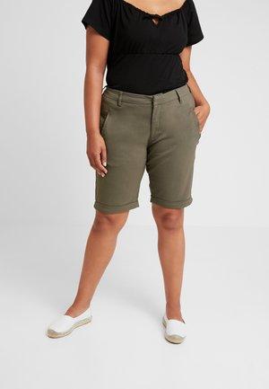 JISABELLA - Shorts - tarmac