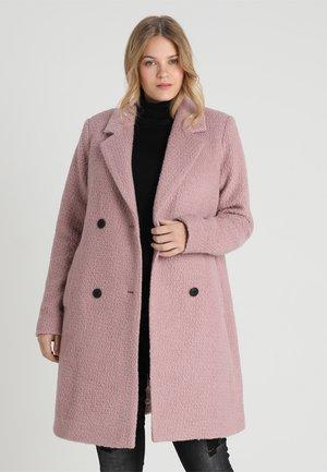 MVALDINE - Classic coat - nostalgia rose
