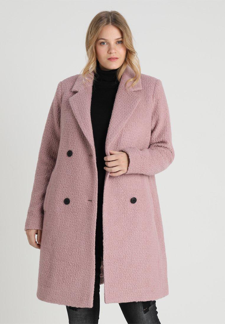 Zizzi - MVALDINE - Classic coat - nostalgia rose