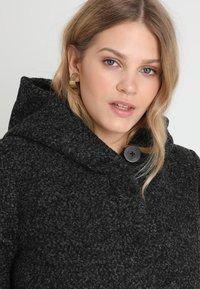 Zizzi - COAT - Classic coat - dark - 3
