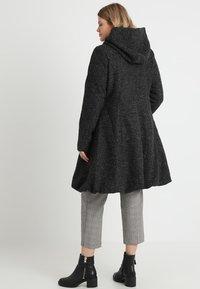 Zizzi - COAT - Classic coat - dark - 2