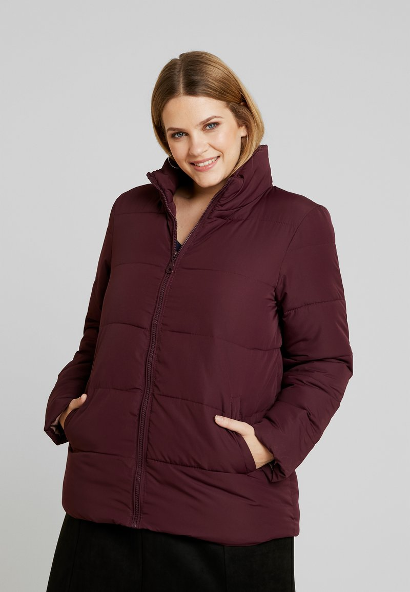 Zizzi - MSELMA JACKET - Winterjacke - winter bloom