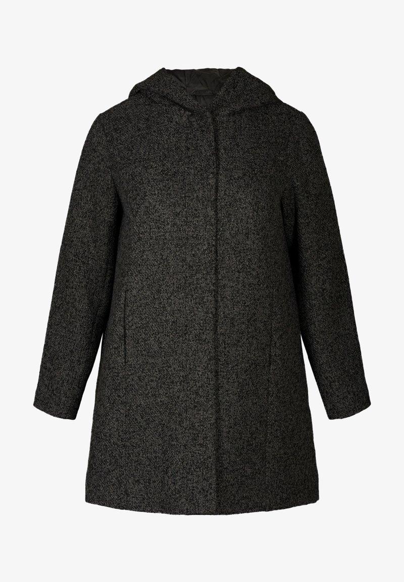 Zizzi - Classic coat - dark grey