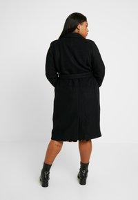Zizzi - MYOLANDA  COAT - Classic coat - black - 2