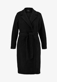 Zizzi - MYOLANDA  COAT - Classic coat - black - 4
