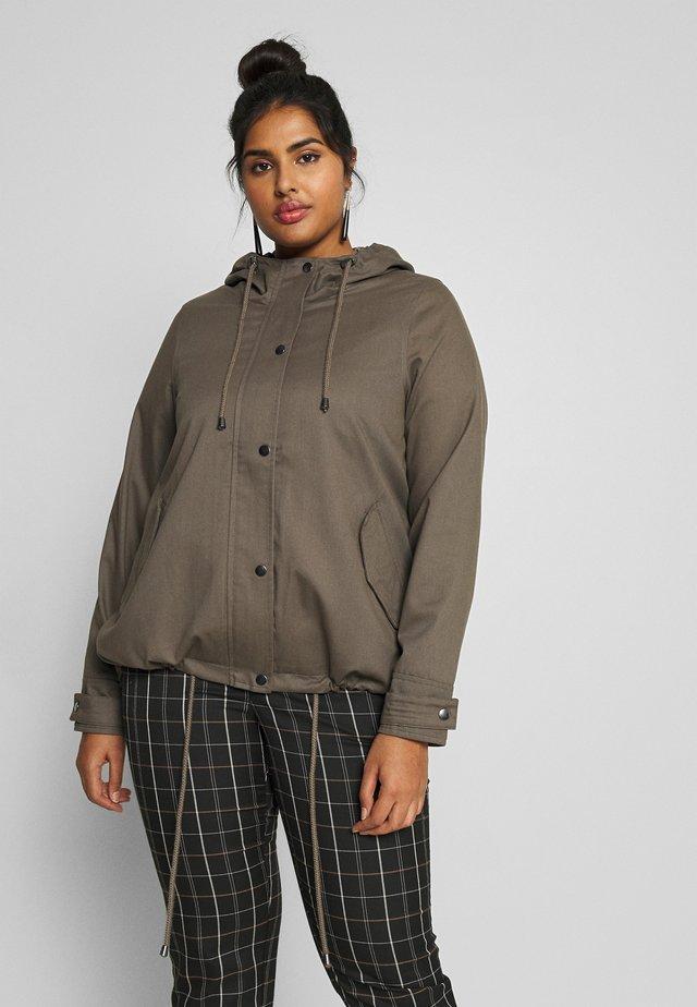 MCAMMA JACKET - Summer jacket - army grey