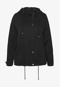 Zizzi - MCAMMA JACKET - Summer jacket - black - 4