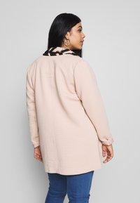Zizzi - COAT - Short coat - rose - 2