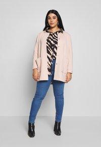 Zizzi - COAT - Short coat - rose - 1