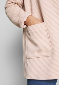 Zizzi - COAT - Short coat - rose - 5