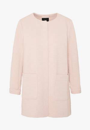 COAT - Halflange jas - rose