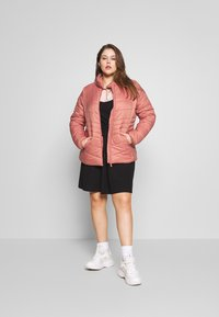 Zizzi - MAGGIE JACKET - Light jacket - dusty cedar - 1