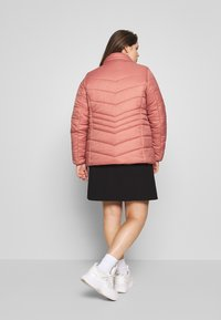 Zizzi - MAGGIE JACKET - Light jacket - dusty cedar - 2