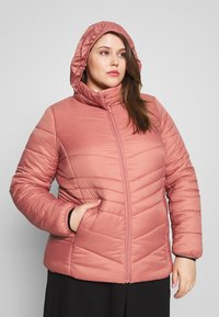 Zizzi - MAGGIE JACKET - Light jacket - dusty cedar - 3