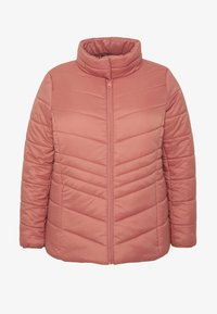 Zizzi - MAGGIE JACKET - Light jacket - dusty cedar - 4