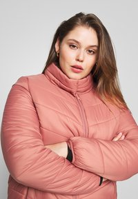Zizzi - MAGGIE JACKET - Light jacket - dusty cedar - 5