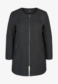 Zizzi - Short coat - black - 5