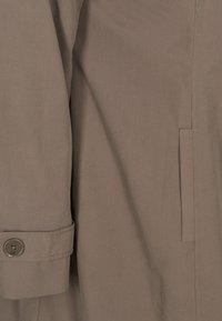 Zizzi - Trenchcoat - brown - 5