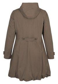 Zizzi - Trenchcoat - brown - 6