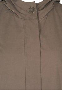 Zizzi - Trenchcoat - brown - 4