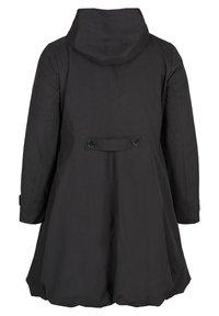 Zizzi - Short coat - black - 6