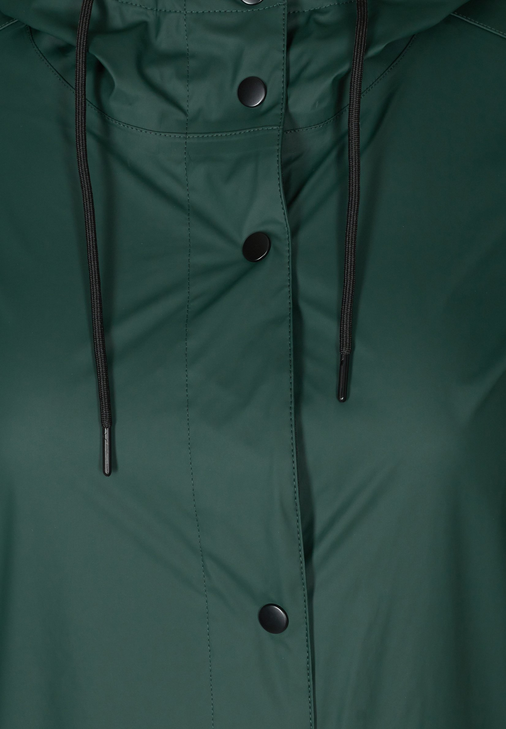 Zizzi WITH A HOOD - Parka - green   Damenbekleidung billig