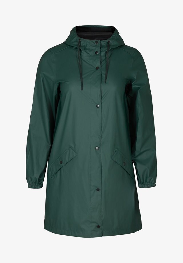 WITH A HOOD - Parka - green