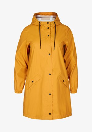 Parka - curry yellow
