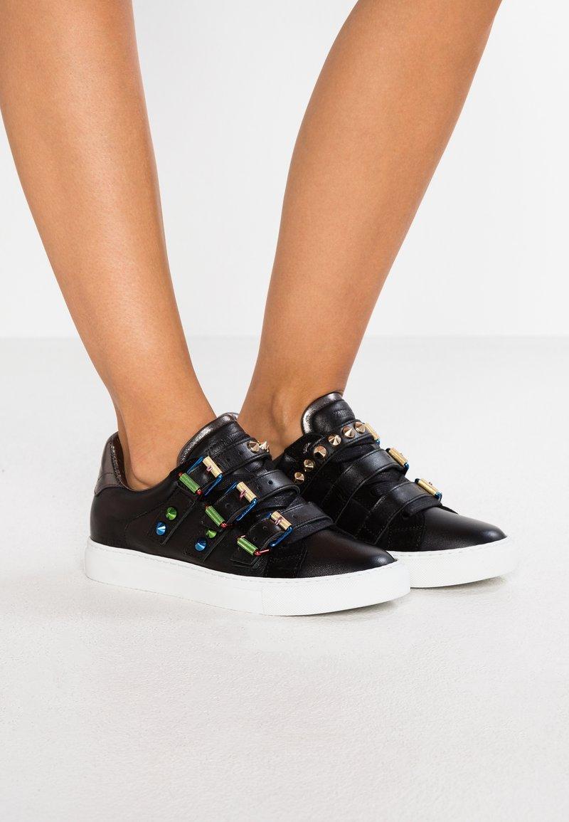Zadig & Voltaire - METAL - Sneakers laag - noir