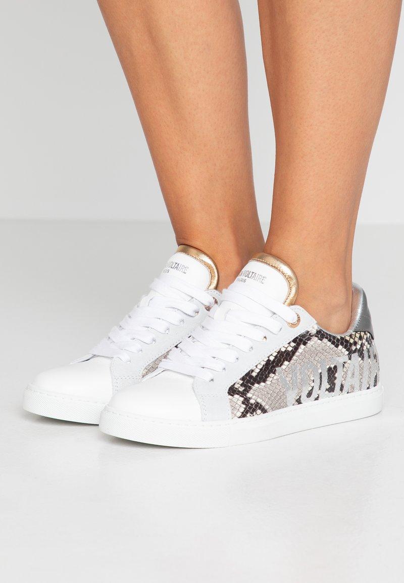 Zadig & Voltaire - WILD - Zapatillas - kaki