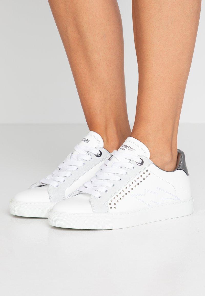 Zadig & Voltaire - Sneakers - blanc