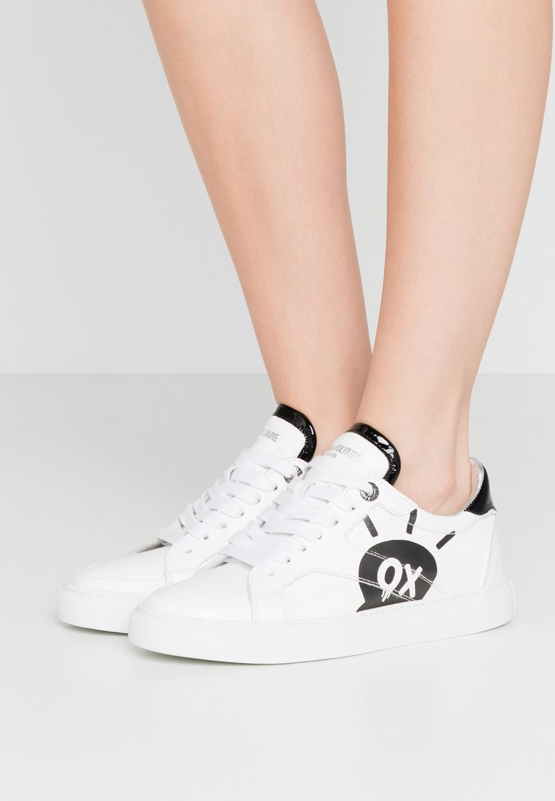 Zadig & Voltaire - BOARD - Trainers - blanc