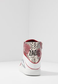 Zadig & Voltaire - High-top trainers - blanc - 5