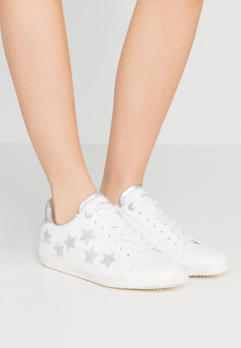 Zadig & Voltaire - USED - Trainers - blanc
