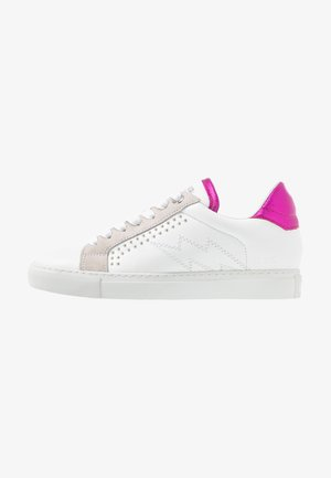 Sneaker low - blanc