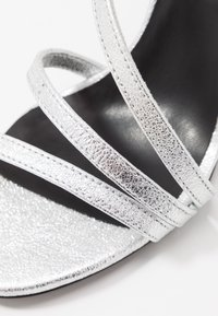 Zadig & Voltaire - MARYLIN METALIC - High heeled sandals - silver - 2