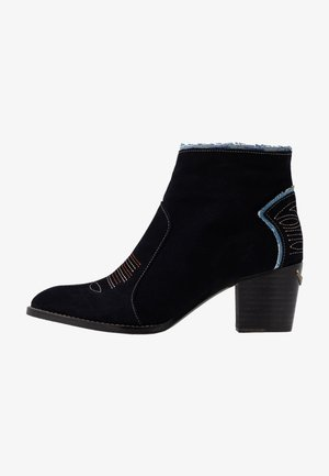 MOLLY - Ankle Boot - ink